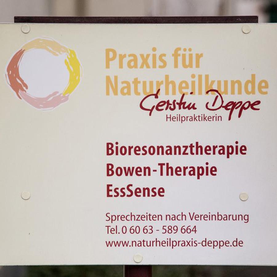 Cerstin Deppe - Naturheilpraxis